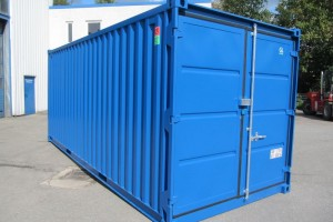 20' Lagercontainer - Materialcontainer