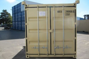 20' Materiallagercontainer - Werkstattcontainer - Seecontainer - Stahlcontainer mit CSC-Zulassung