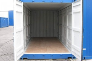 20' Seecontainer Full-Side-Access