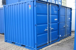 10' Material-/Lagercontainer