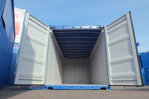 20' Open-Top-Seecontainer