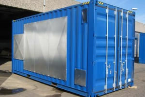 "20' ISO-Norm Seecontainer (High-Cube) ""Double Door"""