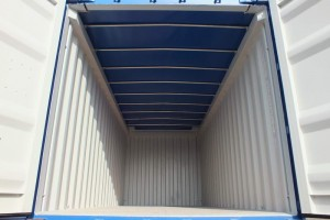 20' Seecontainer Open-Top