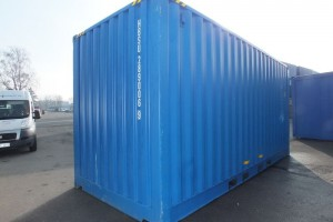 20' Seecontainer High-Cube Side-Door_Lagercontainer_Stahlcontainer_ISO-Norm Container