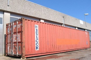 40' 8' 8' 6'' ISO-Norm Seecontainer, gebraucht