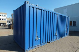 20' Seecontainer Open-Hard-Top - ISO-Norm Container - Stahlcontainer - conro.container