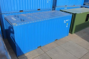 20' Seecontainer Open-Top - ISO-Norm Container - Stahlcontainer - conro.container