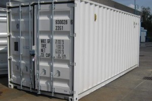 20' Isoliercontainer_Werkstattcontainer_Stahlcontainer