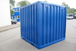 6' Lagercontainer - ISO-Norm Container