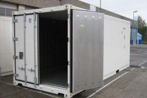 20'/40' Isoliercontainer