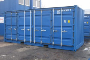 20' Seecontainer Full-Side-Access_ISO-Norm Container_Stahlcontainer_conro.container