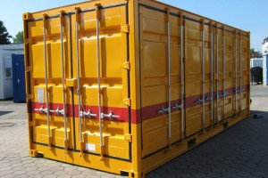 20' Werkzeug-Lagercontainer_Seecontainer_Stahlcontainer