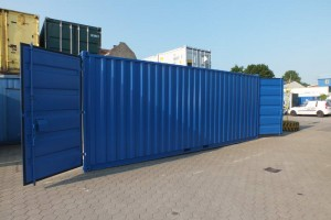 XXL Werkstattcontainer_Kranbahncontainer_Stahlcontainer_conro.container