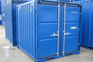8' Lagercontainer - Typ LC8