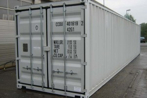 40' ISO-Norm Seecontainer