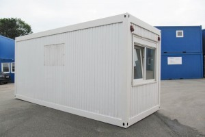 20' Wohncontainer - Mannschaftscontainer - conro.container