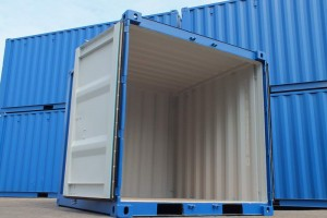 8' Seecontainer