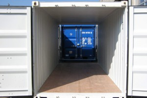 20' Seecontainer Double-Door