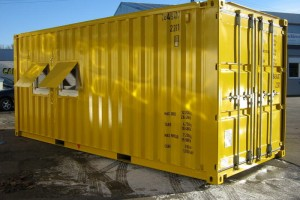 20' Offshore Container / Monitoring Container