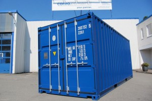 20' Werkstattcontainer_ISO-Norm Seecontainer_Stahlcontainer_conro.container