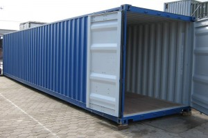40' Seecontainer