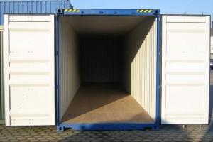 40' High-Cube-Seecontainer