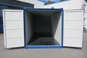 20' Lagercontainer - ISO-Norm-Container
