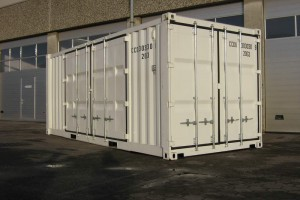 20' Seecontainer All-Side-Access