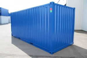 20' Lagercontainer - Seecontainer
