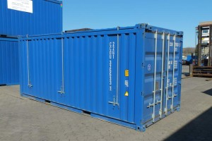 20' Hard-Top-Seecontainer