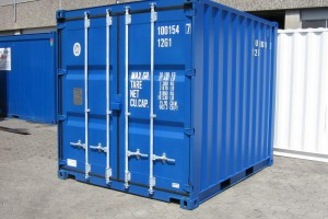 10' Seecontainer
