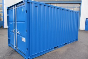 15' Material-/Lagercontainer '2.200mm Breite'