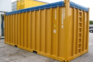 20' Brauchwasser-Lagertankcontainer