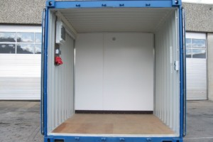 20' Werkstattcontainer - Lagercontainer - ISO-Norm Seecontainer - Stahlcontainer