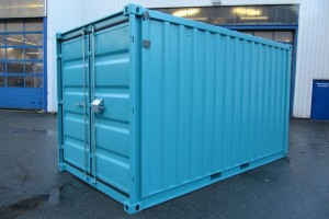 15' Material-/Lagercontainer '2.438mm Breite'