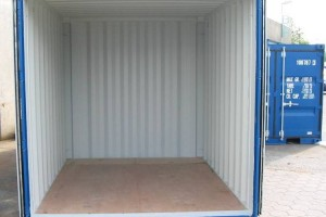 10' Seecontainer - Lagercontainer - Materialcontainer - Stahlcontainer - Container - conro container GmbH