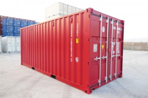 20' Seecontainer