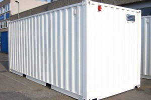 20' ISO-Norm Seecontainer - Werkstattcontainer - Lagercontainer - Stahlcontainer